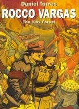 Dark Horse: Rocco Vargas (Dark Horse) #2: The Dark Forest