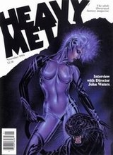 Heavy Metal #92: 1984 November [+1 magazines]