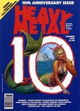 Heavy Metal #112: 1987 Summer